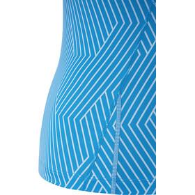 GORE WEAR R3 Optiline Koszulka do biegania bez rękawów Kobiety niebieski